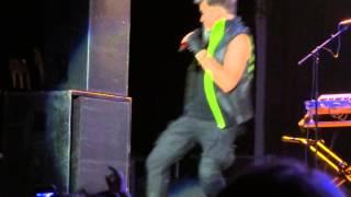 Adam Lambert Phoenix Kickin In