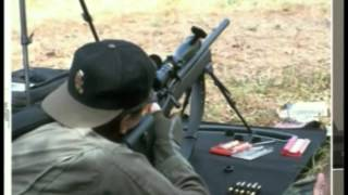 SEAL Sniper Training