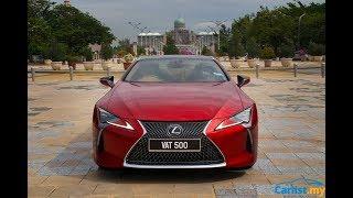 Lexus LC500 Review