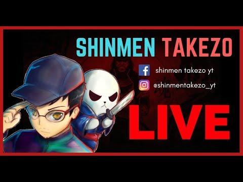 🔴 WATCHING THIS STREAM IS LIKE OPENING YOUR EYES IN BIRD BOX ⭐  Shinmen Takezo   Mobile Legends
