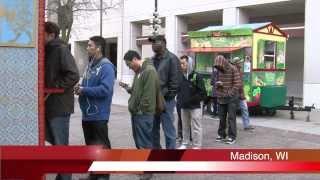 Madison Food Cart Rankings