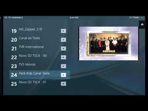 WeTek Play IPTV & DVB-S2, Android & Kodi (DVB-S2, IPTV (ready))