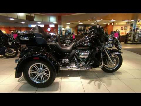 2017 Harley-Davidson Trike FLHTCUTG Tri-Glide
