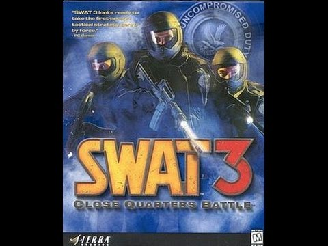 SWAT 3 : Close Quarters Battle : Elite Edition PC