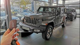 2020 Jeep WRANGLER Unlimited JL SAHARA 2.0
