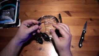 Sennheiser PC 3 CHAT Lightweight Telephony On-Ear Headset Unboxing