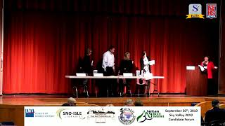 Sky Valley 2019 Candidate Forum
