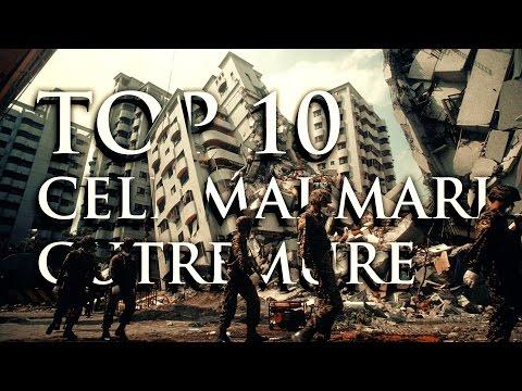 TOP 10 CELE MAI MARI CUTREMURE