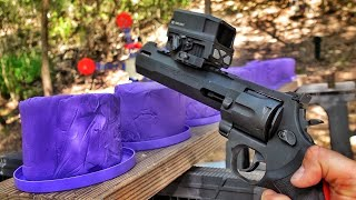 How Much PLAY-DOH to Stop a 44 MAGNUM???