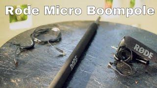 Rode Micro Boompole ORIGINAL