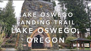 Where to run in lake oswego