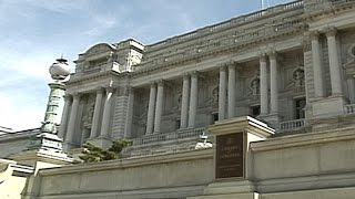The Library of Congress, restored