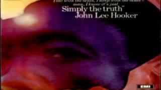 John Lee Hooker - Mean Mean Woman