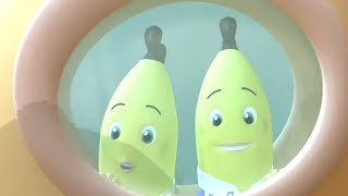 The Submarine - Animated Episode - Bananas In Pyjamas Official