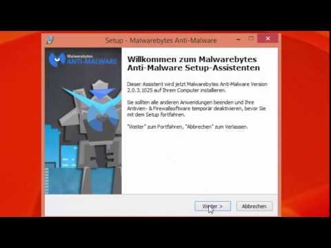 Malwarebyte Anti-Malware – Helfer mit Auszeichnung