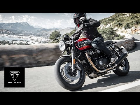 2020 Triumph Speed Twin 1200 in Shelby Township, Michigan - Video 3