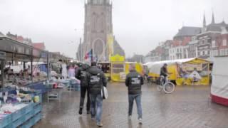 Delft voor Elkaar promotieteam