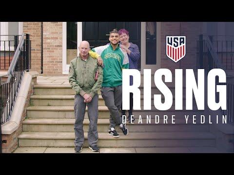 RISING: DeAndre Yedlin