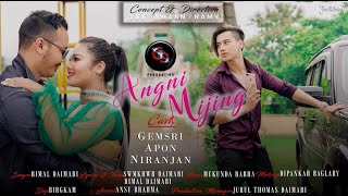 Angni Mijing - Official Bodo Music Video 2020 || GD Production