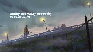 Ariana Grande, Ty Dolla $ign - safety net (rainy acoustic)