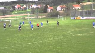 preview picture of video '21. Spieltag 11/12: SV Puttenhausen - SV Oberglaim 3:3 (1:2)'