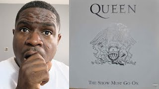 Gambar cover FIRST TIME HEARING - Queen - The Show Must Go On - REACTION