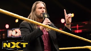 Kassius Ohno returns to confront Bobby Roode: WWE NXT, Feb. 22...