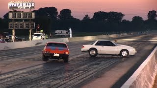 DRAG RACING SAVES and Near Misses in HD