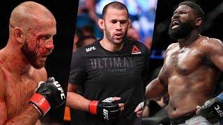 Ковбой о своих планах, Кертис Блейдс о своем следующем бое, боец уволен из UFC