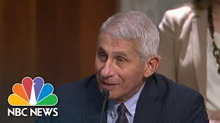 Fauci Warns U.S. Coronavirus Cases Could Increase To 100,000 A Day | NBC Nightly News