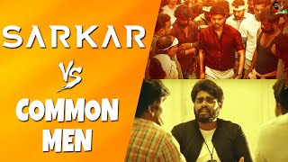 Sarkar Vs Common Men | Questions And Answers | Sillaakki Dumma