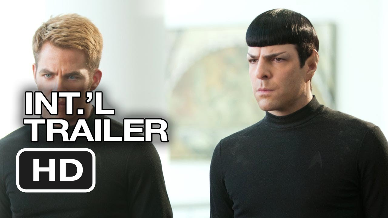 Star Trek's New Trailer Features More Cumberbatch Moustache Twirling