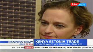 How Estonia intends to bilaterally partner with Kenya