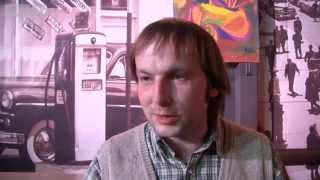 Выставка Алексея Шутко в Могилёве