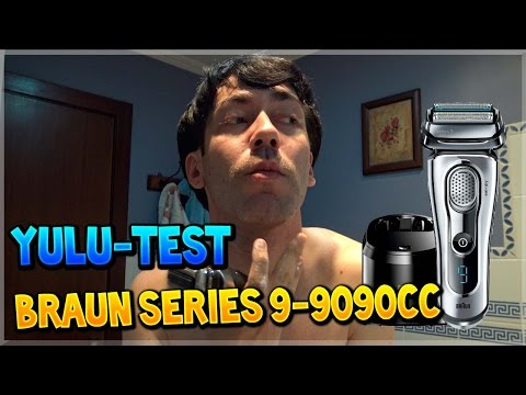 Braun Series 9-9090cc | Yulu-test
