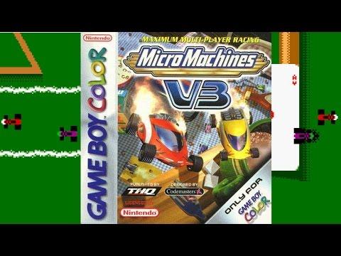 micro machines 2 game boy