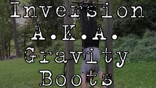 Best Gravity Boots (Inversion Boots)