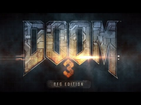 Trailer de Doom 3: BFG Edition