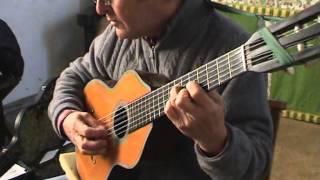 David Miller Plays Mertz On An Original 19th Century Guitar.