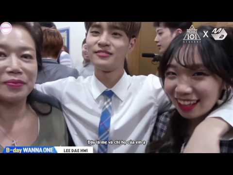[BHVN][VIETSUB] B-DAY WANNA ONE - LEE DAE HWI