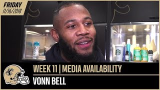 "Vonn Bell: ""We're Trending In The Right Way"" 