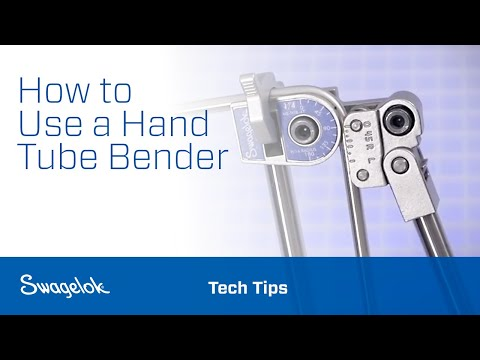 Using A Hand Tube Bender Mp3