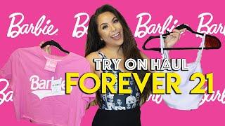BARBIE X FOREVER 21 - Fashion Friday
