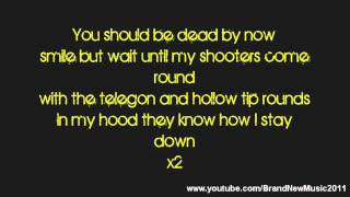 50 Cent - You Should Be Dead [ LYRICS on Screen ] (Black Magic Album)