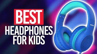 Best Headphones For Kids in 2021 [Top 5 Picks Reviewed]