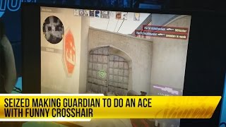 Seized making Guardian to do an ACE with funny crosshair (RUS) @ IGROMIR 2014