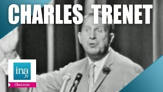"""Charles Trenet """"Je chante"""" 