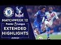 Chelsea v. Crystal Palace | PREMIER LEAGUE HIGHLIGHTS | 11/09/19 | NBC Sports