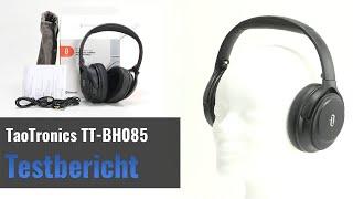 TaoTronics TT-BH085 im Test - Preiswert, aptx und ANC