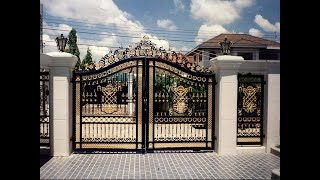Most Amazing Best Iron  Gate  Designs | RK Home Designers | Ep - 128
